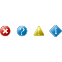 Information Icons Set