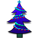 download Christmas 005 clipart image with 135 hue color
