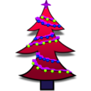 download Christmas 005 clipart image with 225 hue color