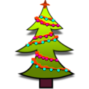 download Christmas 005 clipart image with 315 hue color