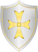 Classic Medieval Shield