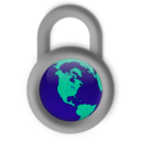 download Secure About The World clipart image with 45 hue color