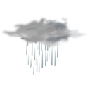 Weather Icon Showers