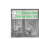 download Cite Sources Used Just As They Did clipart image with 135 hue color