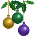 download Christmas clipart image with 45 hue color