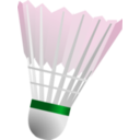download Badminton Shuttlecock clipart image with 135 hue color