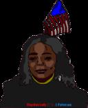 Flaghair Lady 2016
