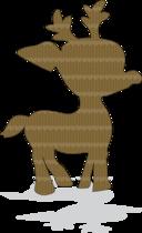 Gazelle Deer Icon