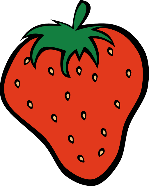 simple fruit strawberry clipart i2clipart royalty free strawberry clip art free strawberry clip art black and white