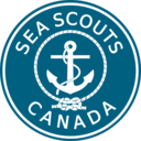 download Sea Scouts Canada clipart image with 315 hue color