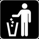 Aiga Litter Disposal Bg