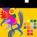 Colour Palette With Chobi