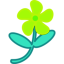 download Flower Peterm 01 clipart image with 45 hue color