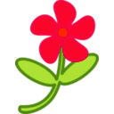 download Flower Peterm 01 clipart image with 315 hue color
