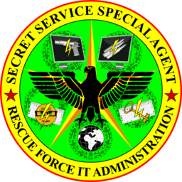Secret Service Special Agent Rescue Force It Administration Badge Clipart I2clipart Royalty Free Public Domain Clipart