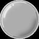 Round Plastic Ruler