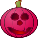 download Pumpkin clipart image with 315 hue color