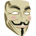 Guy Fawkes Mask 3d