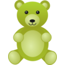 download Teddybear clipart image with 45 hue color