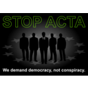 download Stop Acta clipart image with 90 hue color