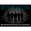 download Stop Acta clipart image with 180 hue color
