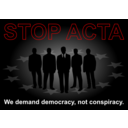 download Stop Acta clipart image with 0 hue color