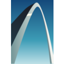 Stainless Steel Arch