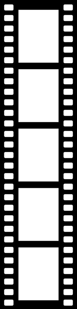 Film Reel Picture Frame Clip Art at Clker.com vector clip art online ...