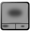download Touch Pad clipart image with 315 hue color