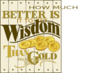 Wisdom Proverbs 16 For Plotters