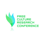 download Free Culture Research Conference Logo clipart image with 135 hue color