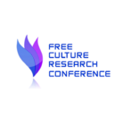 download Free Culture Research Conference Logo clipart image with 225 hue color
