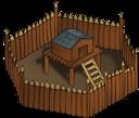 Rpg Map Symbols Fort