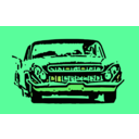 download Illustration Us Car clipart image with 90 hue color