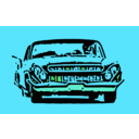 download Illustration Us Car clipart image with 135 hue color
