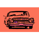 download Illustration Us Car clipart image with 315 hue color