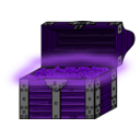download Treasure Chest clipart image with 225 hue color