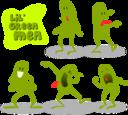 Lil Green Men