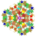 Kaleidoscope 3 Fold Symmetry