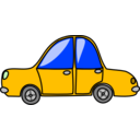 download Toy Car clipart image with 45 hue color