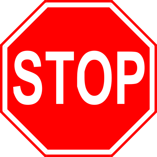 Stop Clipart Png Stop Sign Clipart | I2clipart