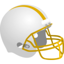 download Football Helmet clipart image with 45 hue color
