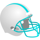 download Football Helmet clipart image with 180 hue color