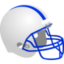download Football Helmet clipart image with 225 hue color