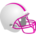 download Football Helmet clipart image with 315 hue color