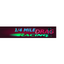 download 1 4 Mile Drag Racing clipart image with 135 hue color
