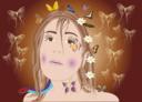 Linda Fairy Butterflies