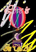 E Card Love Is In The Air Hot Air Balloon 08 Sep 2008
