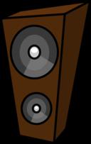 Cartoon Speaker Remix
