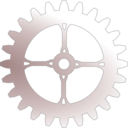 24 Tooth Steampunk Gear